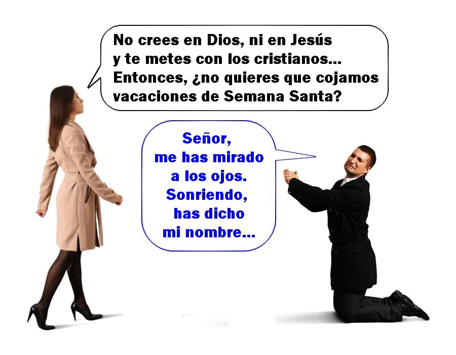 Ateo vs creyente